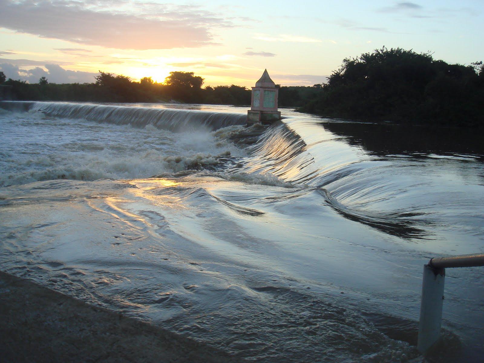 Resultado de imagem para barragem lima brandão